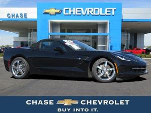 Chevrolet Corvette - Stingray 2dr Convertible w/3LT
