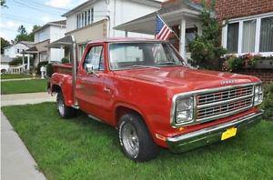 Dodge Other Pickups