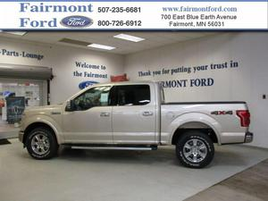 Ford F-150 Lariat - 4x4 Lariat 4dr SuperCrew 5.5 ft. SB