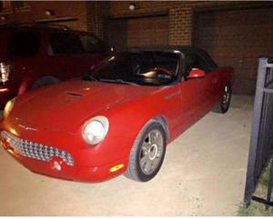 Used  Ford Thunderbird Premium