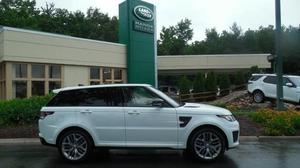 Land Rover Range Rover Sport SVR - AWD SVR 4dr SUV