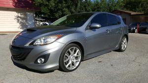 Mazda MAZDASPEED3 Sport - Sport 4dr Hatchback