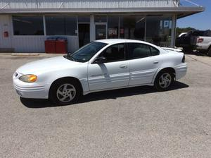 Pontiac Grand Am SE - SE 4dr Sedan