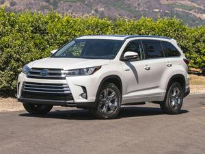 Toyota Highlander Hybrid - Hybrid Limited Platinum