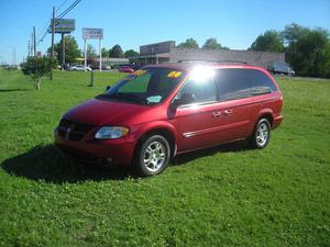 Dodge Grand Caravan SXT - SXT 4dr Extended Mini-Van