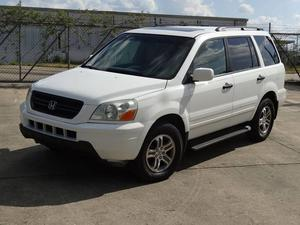 Honda Pilot EX-L - 4dr EX-L 4WD SUV w/Leather and