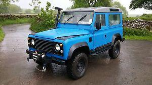 Land Rover Defender DEFENDER 90 STATION WAGON WITH OFF