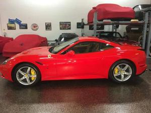 Ferrari California - 3.9L Turbocharg