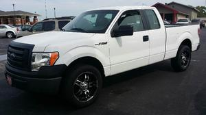 Ford F-150 XL - 4x2 XL 4dr SuperCab Styleside 6.5 ft.