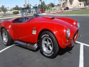 Shelby Cobra - 460 cid