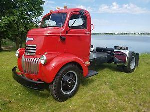 Chevrolet Other Pickups Coe