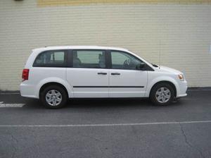 Dodge Grand Caravan SXT - SXT 4dr Mini-Van