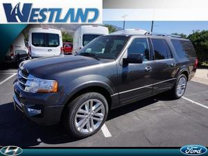 Ford Expedition EL Limited - 4x4 Limited 4dr SUV