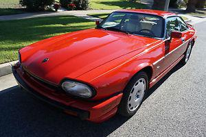 Jaguar XJS XJR-S 6.0L 330HP V12 COUPE - 1 OF ONLY 22