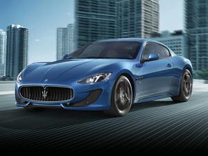Maserati GranTurismo -
