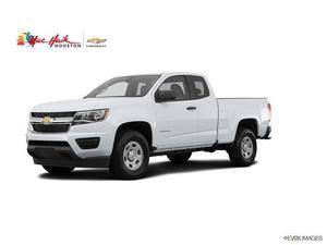 Chevrolet Colorado Work Truck - 4x2 Work Truck 4dr