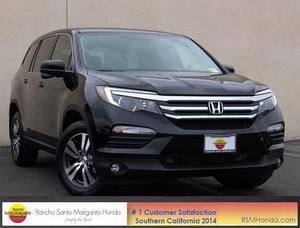 Honda Pilot EX-L - AWD EX-L 4dr SUV