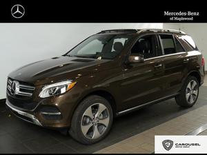 Mercedes-Benz GLE - GLEMATIC AWD 4dr SUV