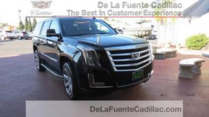 Cadillac Escalade Luxury - Luxury 4dr SUV