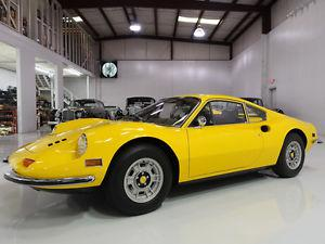 Ferrari Other Dino 246 GT Coupe, owned by the editor of