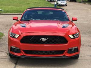 Ford Mustang EcoBoost Premium - EcoBoost Premium 2dr