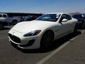 Maserati GranTurismo Sport - Sport 2dr Coupe