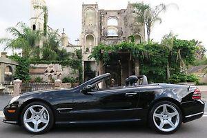 Mercedes-Benz SL-Class SL550 V8