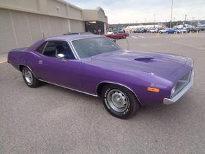 Plymouth Barracuda - Coupe