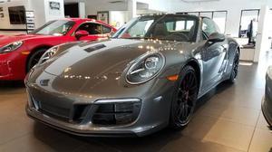 Porsche 911 Targa 4 GTS - AWD Targa 4 GTS 2dr