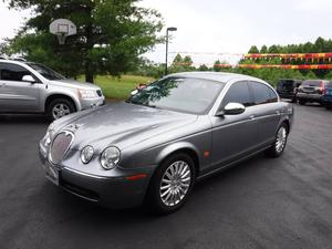 Jaguar S-Type dr Sedan