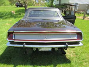 Plymouth Barracuda - Convertible