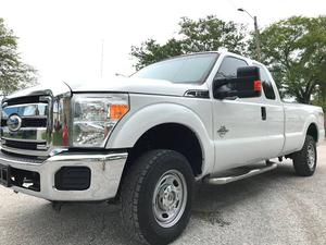 Ford F-250 Super Duty XLT - 4x4 XLT 4dr SuperCab 8 ft.