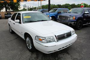 Mercury Grand Marquis LS - LS Sedan Luxury 4dr