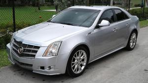 Cadillac CTS - 3.6L V6 Premium 4dr Sedan