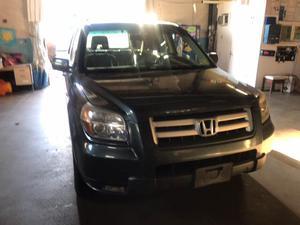 Honda Pilot EX-L - EX-L 4dr SUV 4WD