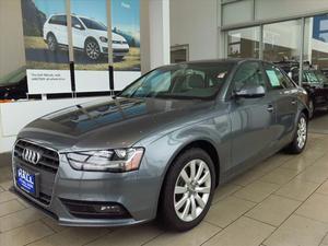 Audi A4 2.0T quattro Premium - AWD 2.0T quattro Premium
