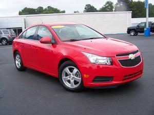 Chevrolet Cruze 1LT For Sale In Boaz | Cars.com