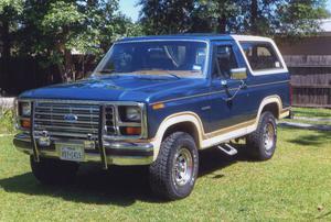 Ford Bronco Eddie Bauer Edition