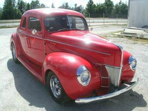 Ford Deluxe Coupe Full Custom