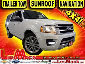 Ford Expedition EL Platinum For Sale In Lancaster |