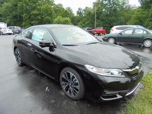 Honda Accord EX - EX 2dr Coupe 6M