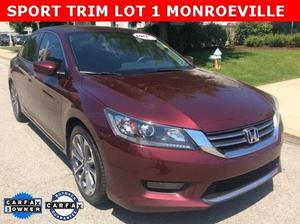 Honda Accord Sport For Sale In Monroeville | Cars.com