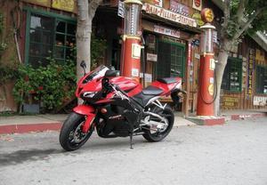 Honda CBR 600RRB