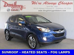 Hyundai Tucson Limited For Sale In Goldsboro | Cars.com