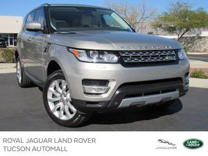 Land Rover Range Rover Sport Supercharged - 4x4