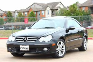Mercedes-Benz CLK350 For Sale In Houston   Cars.com
