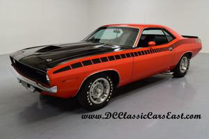 Plymouth Cuda AAR Coupe