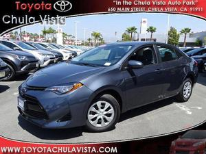 Toyota Corolla L For Sale In Chula Vista | Cars.com
