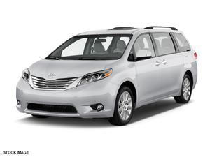 Toyota Sienna Limited 7-Passenger in Rock Hill, SC