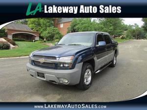 Chevrolet Avalanche  For Sale In Morristown |